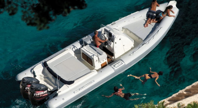 vitale marine joker boat clubman 30