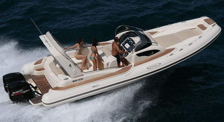 marca gommoni  u2013 la cura dello yacht