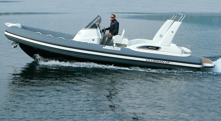 clubman28efb vitale marine joker boat