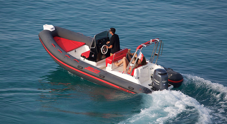 coaster-600 joker boat