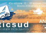 dal 10 al 18 febbraio 2018 Vitale Marine sarà presente al NauticSud padiglione 5